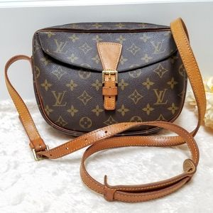 😍Authentic Louis Vuitton Crossbody Jeune Fille Mm